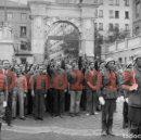 Fotografía antigua: MAESTRANZA DE ARTILLERIA - NEGATIVO DE CRISTAL - FOTOGRAFÍA ANTIGUA. Lote 137747422