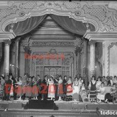 Fotografía antigua: TEATRO REAL 1917 MADRID - FOTOGRAFIA ANTIGUA - NEGATIVO DE CRISTAL. Lote 137760246