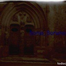 Fotografía antigua: CHINCHILLA, ALBACETE. AÑOS 30 NEGATIVO EN CELULOIDE. Lote 137817638