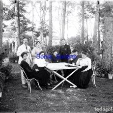 Fotografía antigua: FINCA TORRE VELLISCA, VALENCIA MAS TARDE BODEGAS - CRISTAL NEGATIVO - AÑO 1921. Lote 139734346