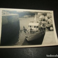 Fotografía antigua: SAN SEBASTIAN EL PUERTO FOTOGRAFIA ANTIGUA 7 X 10 CMTS. Lote 140170182