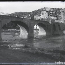 Fotografía antigua: ESPAÑA, POR IDENTIFICAR. 7 CRISTALES NEGATIVOS 6,5X9 CM. 1930'S.. Lote 140204718