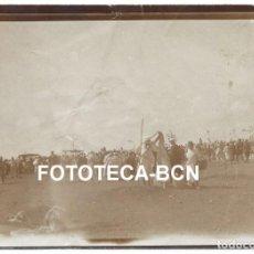 Fotografía antigua: FOTO ORIGINAL NADOR ZOCO RIF PROTECTORADO ESPAÑOL MARUECOS SEPTIEMBRE 1924. Lote 141708510