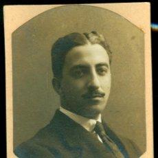 Fotografía antigua: DOCTOR - JOSEP AGUSTÍ MONJONELL - 1920'S - BARCELONA . Lote 142890426