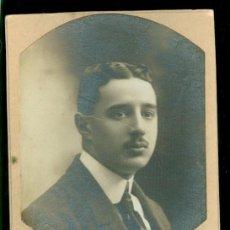 Fotografía antigua: DOCTOR - ANTON CASTELLS ESCUDER - 1920'S - BARCELONA .. Lote 142890542