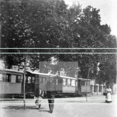 Fotografía antigua: ANTIGUA ESTACIÓN DE LA PANDEROLA EN HERMANOS BOU DE CASTELON AÑOS 20. Lote 143474802