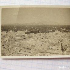 Fotografía antigua: FOTOGRAFÍA ORIGINAL DE PRINCIPIOS DEL SIGLO XX DE ALGUNA LOCALIDAD ESPAÑOLA DESCONOCIDA. Lote 144683214