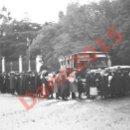 Fotografía antigua: MADRID 1922 PLAZA DE LA CIBELES - NEGATIVO DE CRISTAL - FOTOGRAFIA ANTIGUA. Lote 147180130