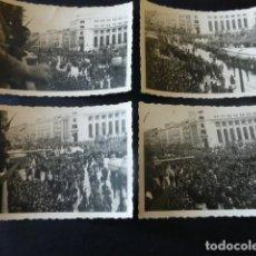 Fotografía antigua: ZARAGOZA GUERRA CIVIL CONJUNTO 72 FOTOGRAFIAS POR SOLDADO ALEMAN DE LA LEGION CONDOR. Lote 147853262