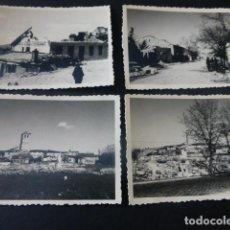 Fotografía antigua: GUADARRAMA MADRID GUERRA CIVIL CONJUNTO 24 FOTOGRAFIAS POR SOLDADO ALEMAN DE LA LEGION CONDOR. Lote 147854774