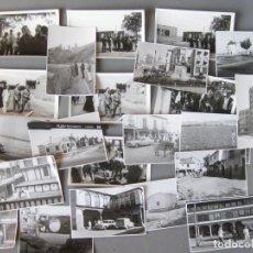 Fotografía antigua: GRAN LOTE DE FOTOGRAFÍAS DEL PLAN DE COLONIZACIÓN DE CIUDAD REAL - ALMAGRO - TOLEDO. Lote 151504718