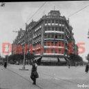 Fotografía antigua: MADRID 1935 CALLES PRINCESA CON HILARION ESLAVA - FOTOGRAFIA ANTIGUA - NEGATIVO DE CRISTAL. Lote 152292626