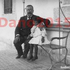 Fotografía antigua: JOSÉ CANALEJAS (PRESIDENTE DEL CONSEJO DE MINISTROS) - NEGATIVO DE CRISTAL - FOTOGRAFIA ANTIGUA. Lote 153042266