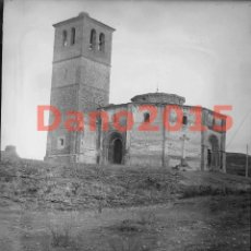Fotografía antigua: SEGOVIA - FOTOGRAFIA ANTIGUA - NEGATIVO DE CRISTAL. Lote 153045558