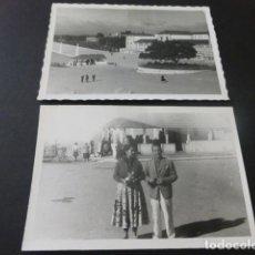 Fotografía antigua: FATIMA PORTUGAL 2 FOTOGRAFIAS ANTIGUAS 7 X 10 CMTS. Lote 154828750