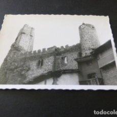 Fotografía antigua: FRIAS BURGOS CASTILLO ANTIGUA FOTOGRAFIA 7 X 10 CMTS. Lote 154832626