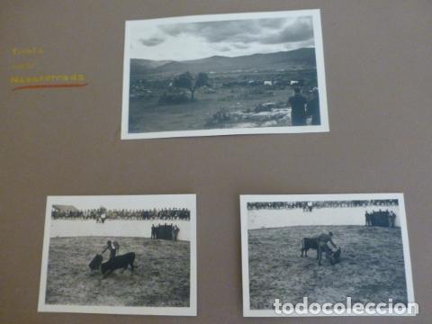 NAVACERRADA MADRID CAPEA FOTOGRAFIAS POR EMBAJADOR BRITANICO EN ESPAÑA JOHN BALFOUR 1951 (Fotografía Antigua - Gelatinobromuro)