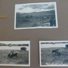 Fotografía antigua: NAVACERRADA MADRID CAPEA FOTOGRAFIAS POR EMBAJADOR BRITANICO EN ESPAÑA JOHN BALFOUR 1951. Lote 155822534