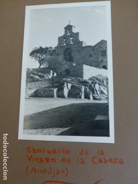 ANDUJAR JAEN FOTOGRAFIA POR EMBAJARDOR BRITANICO EN ESPAÑA JOHN BALFOUR 1951 (Fotografía Antigua - Gelatinobromuro)