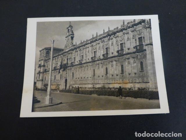 LEON FOTOGRAFIA POR EMBAJADOR BRITANICO EN ESPAÑA JOHN BALFOUR 1951 (Fotografía Antigua - Gelatinobromuro)
