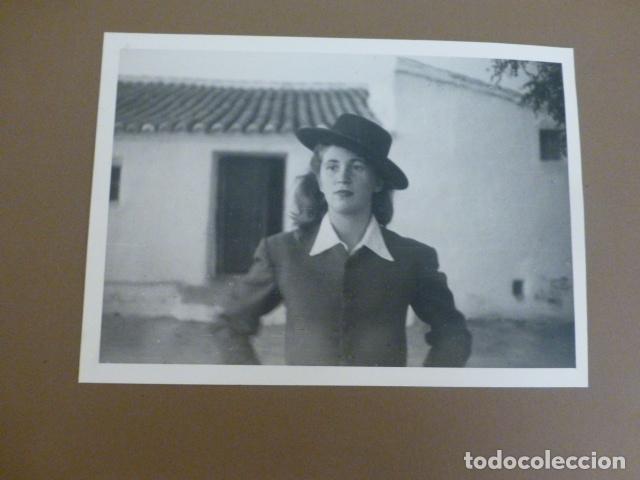 Fotografía antigua: NAVACERRADA MADRID CAPEA FOTOGRAFIAS POR EMBAJADOR BRITANICO EN ESPAÑA JOHN BALFOUR 1951 - Foto 2 - 155822534