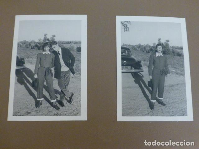 Fotografía antigua: NAVACERRADA MADRID CAPEA FOTOGRAFIAS POR EMBAJADOR BRITANICO EN ESPAÑA JOHN BALFOUR 1951 - Foto 3 - 155822534
