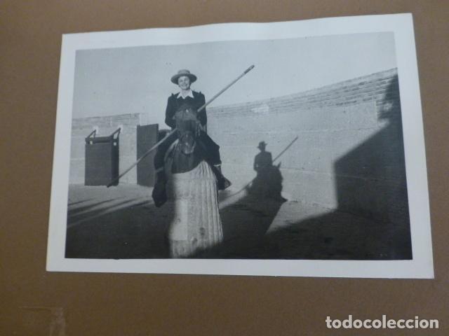 Fotografía antigua: NAVACERRADA MADRID CAPEA FOTOGRAFIAS POR EMBAJADOR BRITANICO EN ESPAÑA JOHN BALFOUR 1951 - Foto 4 - 155822534