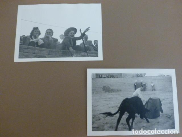 Fotografía antigua: NAVACERRADA MADRID CAPEA FOTOGRAFIAS POR EMBAJADOR BRITANICO EN ESPAÑA JOHN BALFOUR 1951 - Foto 6 - 155822534
