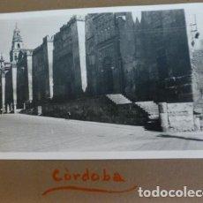 Fotografía antigua: CORDOBA FOTOGRAFIA POR EMBAJADOR BRITANICO EN ESPAÑA JOHN BALFOUR 1951. Lote 155823146