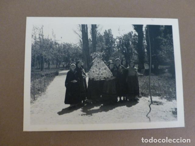 Alte Fotografie: VILLIMER LEON 4 FOTOGRAFIAS POR EMBAJADOR BRITANICO EN ESPAÑA JOHN BALFOUR 1951 - Foto 2 - 155820782