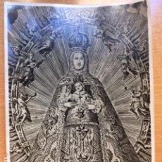 Fotografía antigua: TOLEDO. VIRGEN DE LA ESPERANZA. SAN CIPRIANO. TOLEDO - FOTO RODRIGUEZ. Lote 157954578