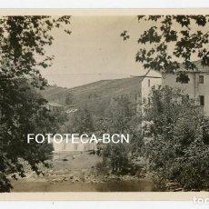 Fotografía antigua: FOTO ORIGINAL OLOT SALTO DE AGUA AÑO 1922. Lote 158123214