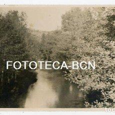 Fotografía antigua: FOTO ORIGINAL LA GARRIGA POSIBLEMENTE RIO CONGOST VALLES ORIENTAL AÑO 1926. Lote 158239054