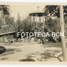 Fotografía antigua: FOTO ORIGINAL POSIBLEMENTE BARCELONA PARC DE LA CIUTADELLA AÑOS 10/20. Lote 158369722