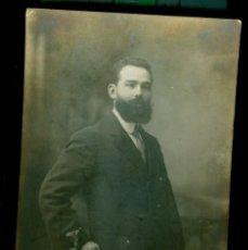 Fotografía antigua: RETRATO - FOTOGRAFIA PARIS - BARCELONA - 1920'S . Lote 159881698