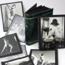 Fotografía antigua: EROTISMO - DESNUDOS 1960-70S. ÁLBUM 28X24CM CON 36 FOTOGRAFÍAS ORIGINALES 18X24CM. Y OTRAS, VER.. Lote 161274670
