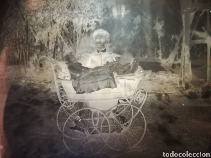 Fotografía antigua: PLACAS FOTOGRAFICAS GELATINO BROMURO LUMIERE SES FILS - Foto 3 - 161559829