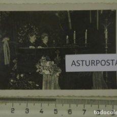 Fotografía antigua: FUNERAL EN AVILES , ASTURIAS . Lote 162178078