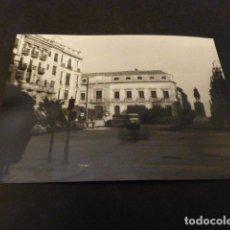 Fotografía antigua: CADIZ PLAZA ANTIGUA FOTOGRAFÍA 7,5 X 10,5 CMTS. Lote 163863098
