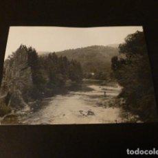 Fotografía antigua: CANGAS DE ONIS ASTURIAS ANTIGUA FOTOGRAFÍA 7,5 X 10,5 CMTS. Lote 163888130