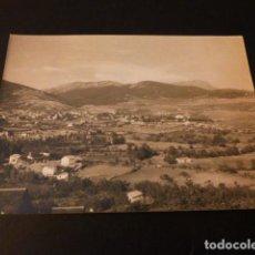 Fotografia antica: CERCEDILLA MADRID PAISAJE DE LA SIERRA FOTOGRAFIA ANTIGUA 7,5 X 10,5 CMTS. Lote 164832370