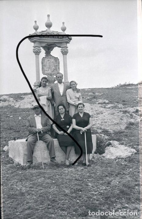 Fotografía antigua: SEGORBE 1959 LOTE DE 3 NEGATIVOS CELULOIDE - Foto 3 - 165258538