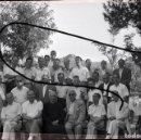 Fotografía antigua: SEGORBE 1959 LOTE DE 4 NEGATIVOS CELULOIDE. Lote 165258622