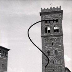 Fotografía antigua: TERUEL 1959 LOTE DE 7 NEGATIVOS CELULOIDE. Lote 165258870