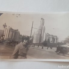 Fotografía antigua: RETRATO MUJER EN BUENOS AIRES AÑOS 30. Lote 165670626