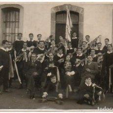 Fotografía antigua: MONDOÑEDO. GALICIA. TUNA MONDONIENSE. 1930. Lote 165987682