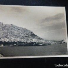 Fotografía antigua: ALICANTE VISTA FOTOGRAFIA 1930 . Lote 166038246