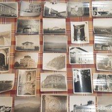 Fotografía antigua: VIGO PONTEVEDRA GALICIA CONJUNTO 94 FOTOGRAFIAS DEL ARQUITECTO ELOY MAQUIEIRA. Lote 166128894
