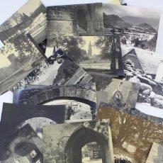 Fotografía antigua: JOSEP CAMPRUBÍ, LOTE DE 75 FOTOGRAFÍAS. CATALUÑA, HUESCA, PIRINEO ARAGONÉS, ETC. 1930'S. VER.. Lote 167135296
