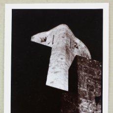 Fotografía antigua: MANEL ESCLUSA - CARCASSONNE, TIRAJE PAPEL BARITADO, 1980S. 22,5X29 CM. SELLO EN TINTA REVERSO.. Lote 167841840